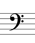 clef bass