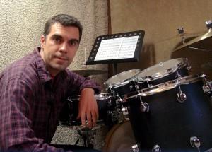 practice drum set