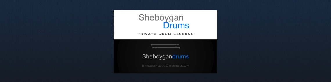 Welcome to Sheboygan Drums - Private Drum Lessons Sheboygan