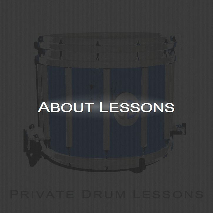 Sheboygan Drums - Private Drum Lessons Sheboygan