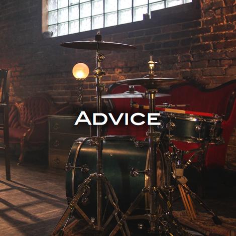 Drumming Advice