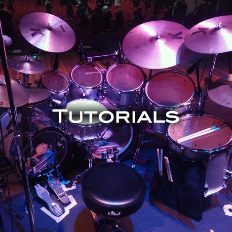 Drum Tutorials